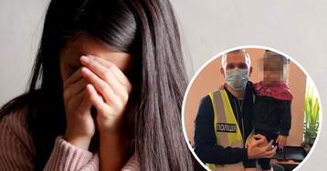 В Киеве женщина оставила дочку у знакомых и сбежала: полиция разыскивает горе-мать