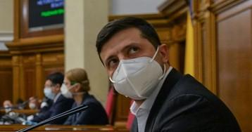 COVID-19, Крым и Донбасс: СМИ узнали, о чем Зеленский будет говорить в Раде