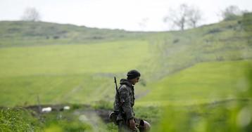 Армения заявила об отступлении азербайджанских сил на юге Карабаха