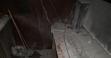 Под Одессой с помощью коктейля Молотова сожгли редакцию интернет-издания