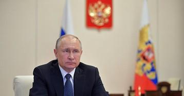 Путин назвал оправданными меры по борьбе с коронавирусом