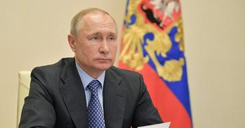 Путин оценил оборот рынка вакцины от COVID