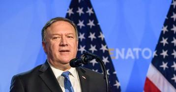 Помпео заявил, что проведет переговоры с главами МИД Азербайджана и Армении