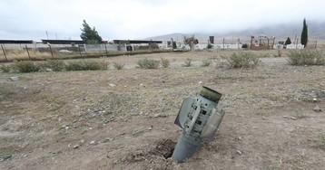 Ереван заявил о риске экологической катастрофы в Карабахе из-за трупов