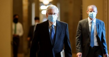 Senate Democrats block slimmed-down GOP coronavirus bill