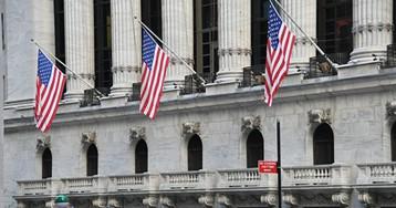 Фондовые индексы США упали на фоне отсутствия стимулирования