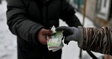 Россияне на фоне пандемии стали беднеть быстрее украинцев