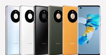 "Huawei Mate 40: базовый флагман с 6,5"" дисплеем, 120 Гц, чипом Kirin 9000E и круглой тройной камерой за €899"