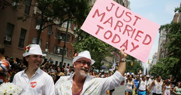 Survey: More Americans Support Same-Sex Marriage Than Ever Before
