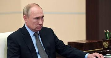 Путин в пятницу проведет совещание по экономическим вопросам с членами кабмина