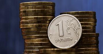 Рубль растет шестой день подряд