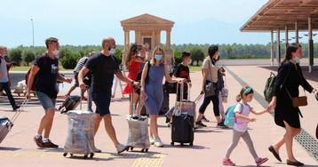 В Анталье произошел конфликт между россиянами и арендатором отеля