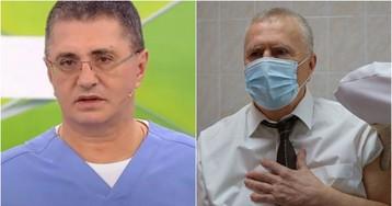 Жириновский требует лишить Мясникова диплома врача