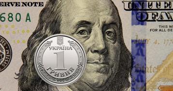 Доллар укрепляется, а евро резко сдает позиции на открытии межбанковских торгов