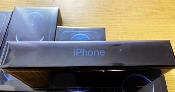 На границе Украины разоблачили первую контрабанду новых iPhone 12