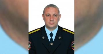 Момент убийства полицейского в Якутии