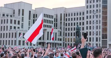 Лукашенко лично приказал пресечь акцию протеста в Минске