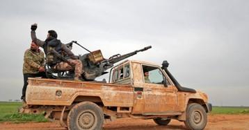После российского авиаудара боевики в Сирии убили 15 сторонников режима Асада