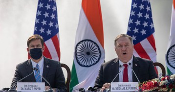 США и Индия заключили соглашение о военном сотрудничестве