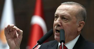 Эрдоган призвал рассмотреть двухгосударственное решение для Кипра