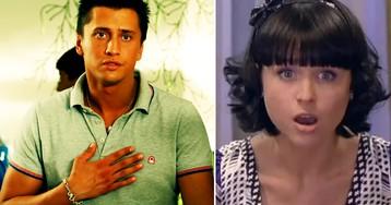 СМИ: Прилучный бросил Карпович, актриса в шоке