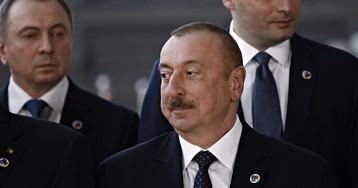 Алиев прокоммениторвал запрос Пашиняна о военной помощи у РФ в Карабахе
