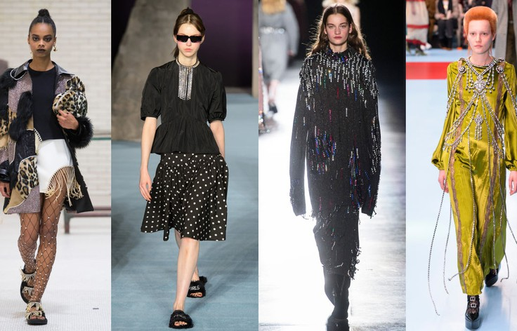 734393661935 Designers Want You Dripping With Sparkly Crystals Next Fall. Fashionista 22.02