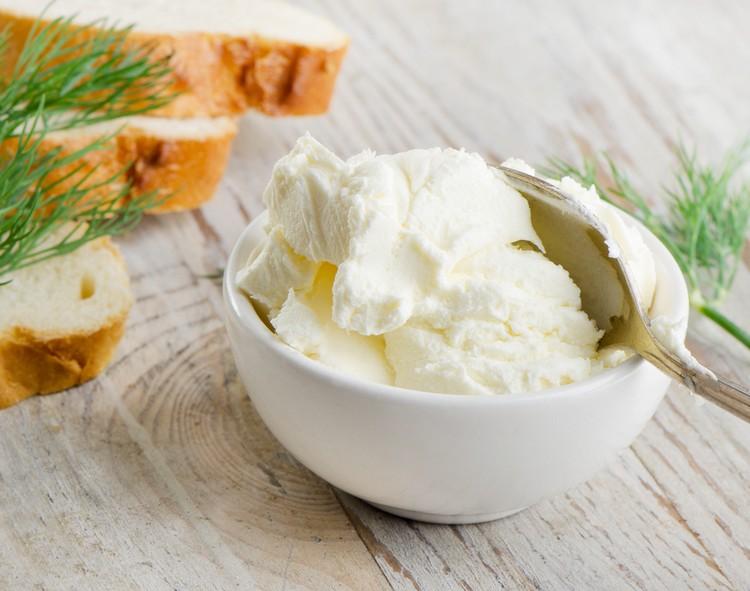 Готовим сливочный сыр дома