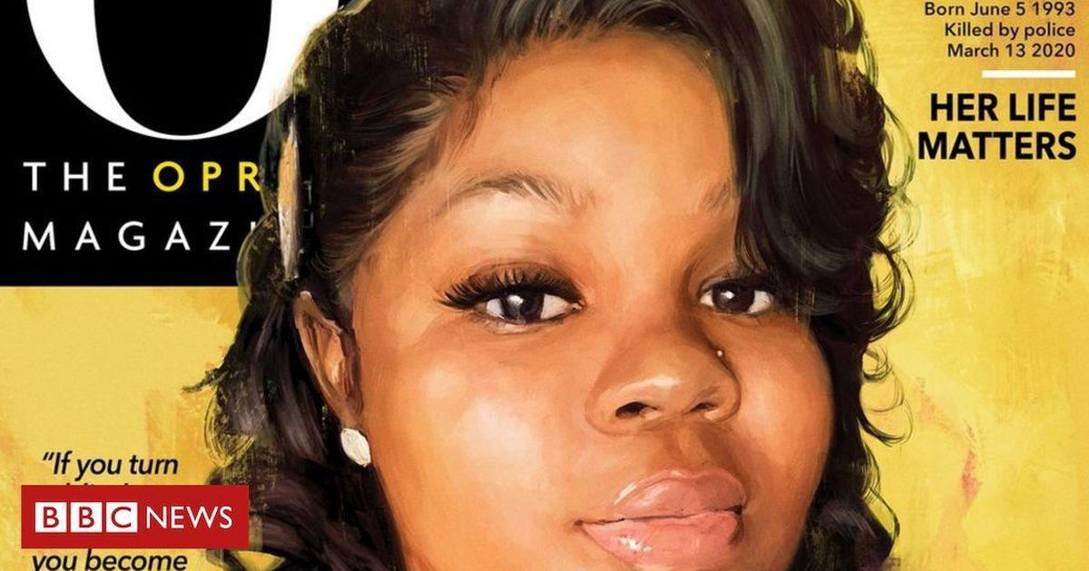 Oprah Magazine to honour Breonna Taylor on cover