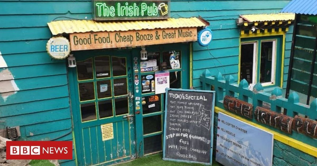 World's remotest Irish bar: 'We will survive Covid'