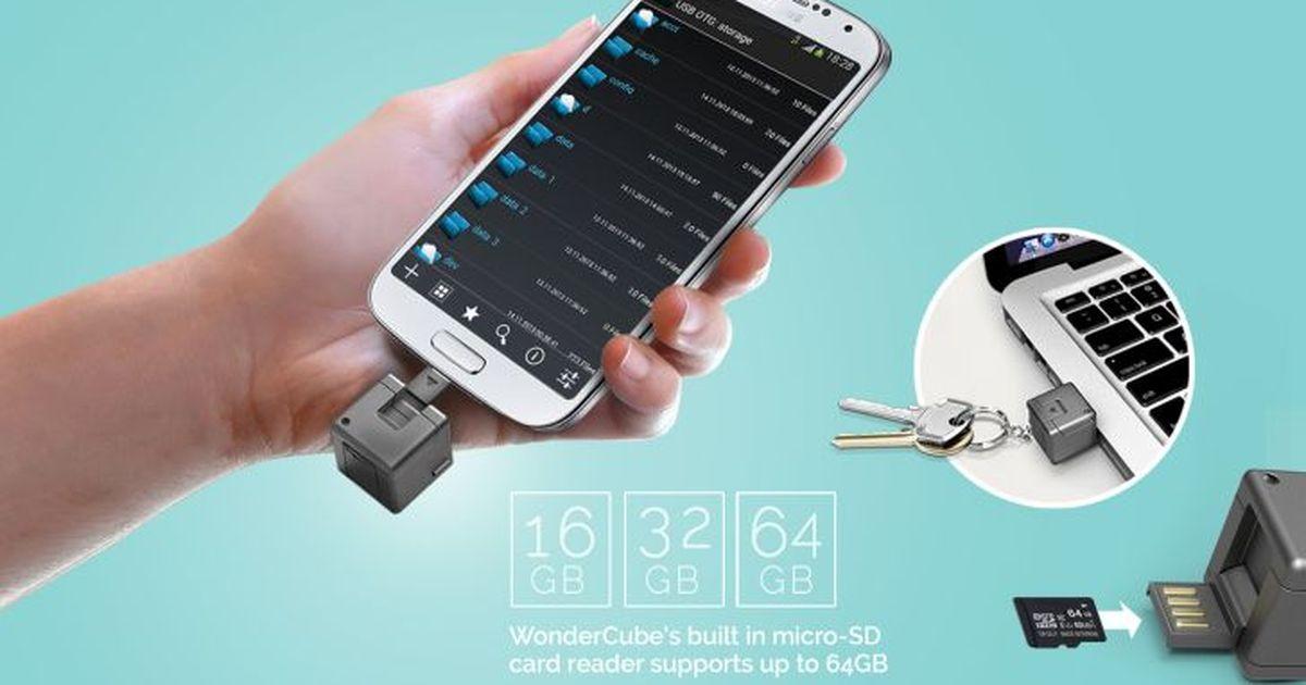 """Фото WonderCube — """"швейцарский нож"""" для гика всего за $49"""