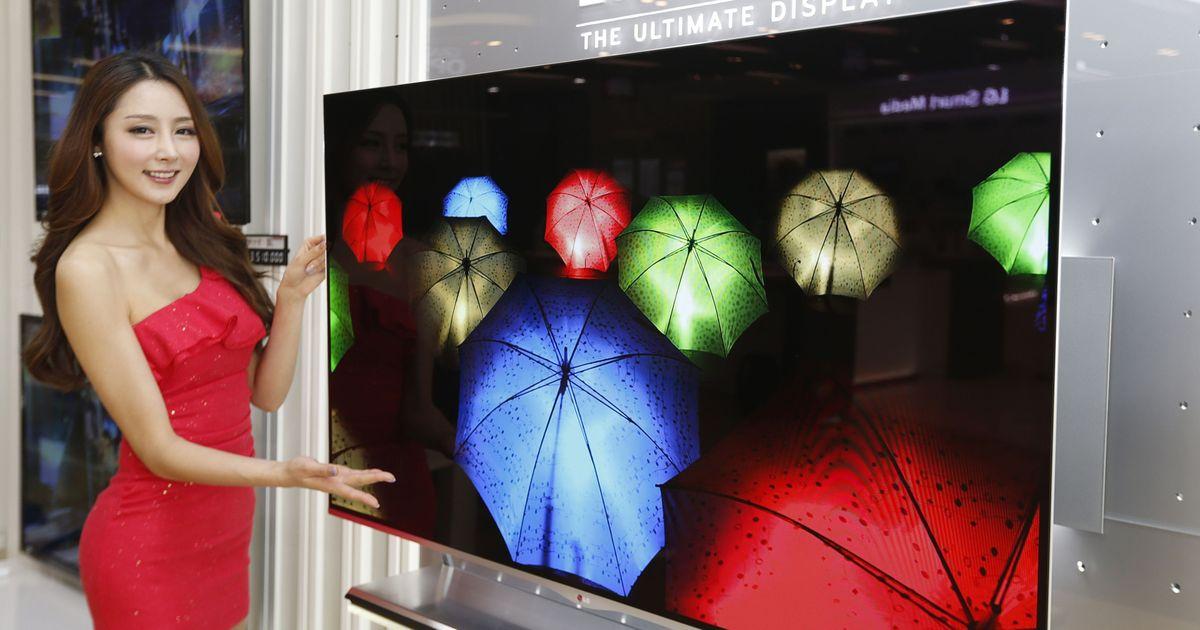 """Фото Как выбрать телевизор с плоским экраном: LED, """"плазма"""" или OLED"""