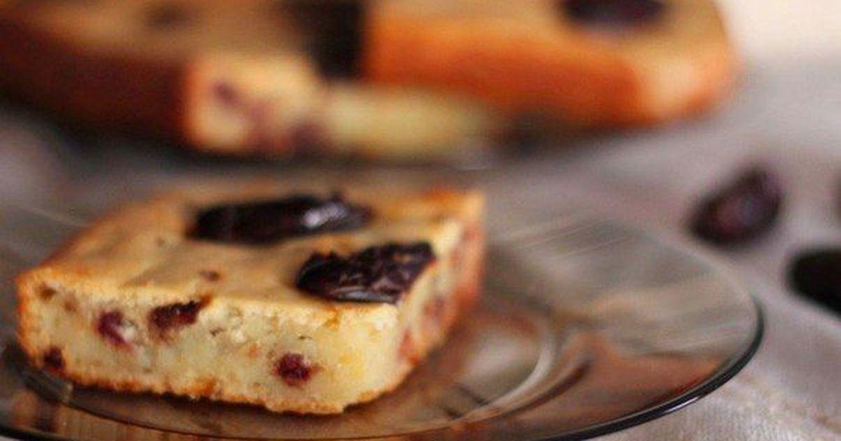 Фото Ливанский пирог с финиками