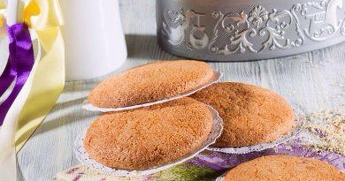 Фото Миндальное печенье из детства