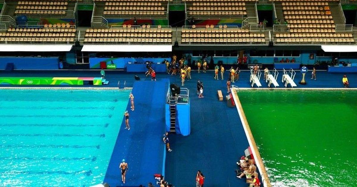 Фото 16 олимпийских неудач, которые рассмешат вас