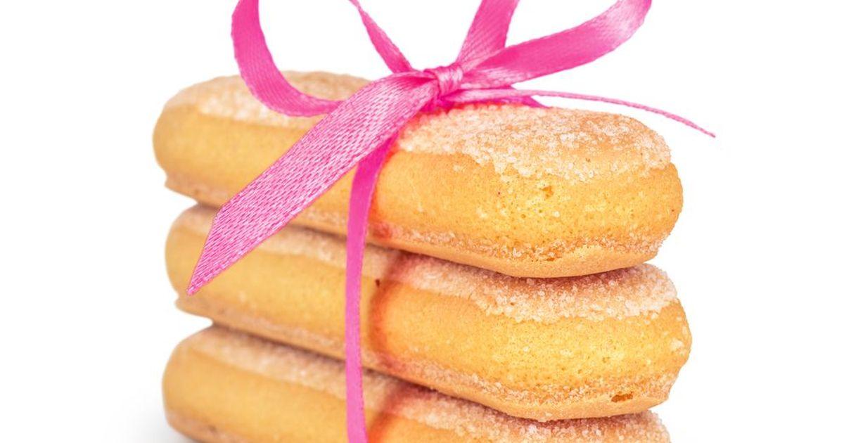 "Фото Бисквитное печенье ""Савоярди"""