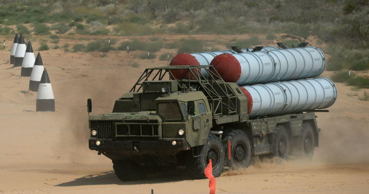 Фото В Пентагоне заявили о возможной угрозе американским ВВС от российской ЗРС С-300 в Сирии