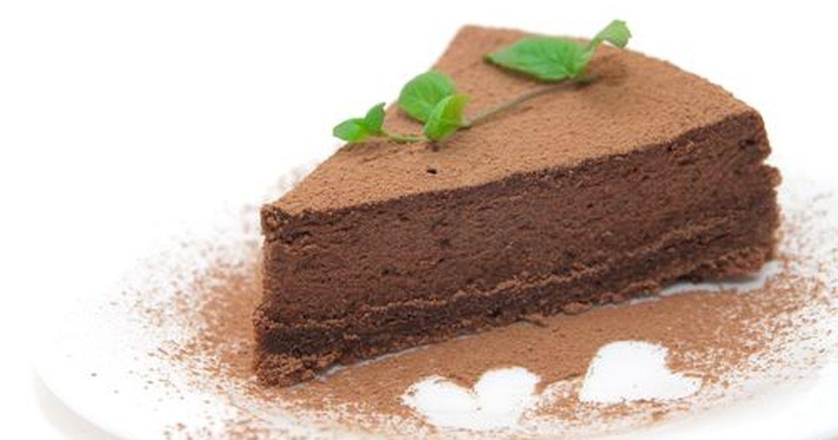 Фото Очень шоколадно, очень нежно, просто тает! Печь надо однозначно, чтобы хоть раз почувствовать вкус этого лакомства.