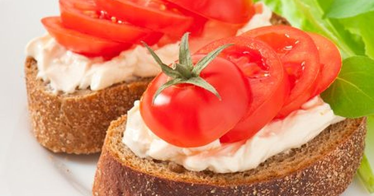 Фото Бутерброды на скорую руку