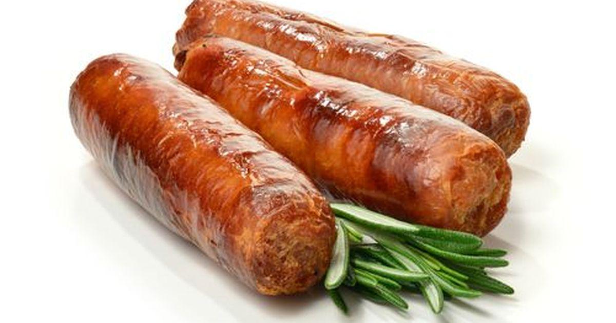 Фото Вкусные и полезные сосиски