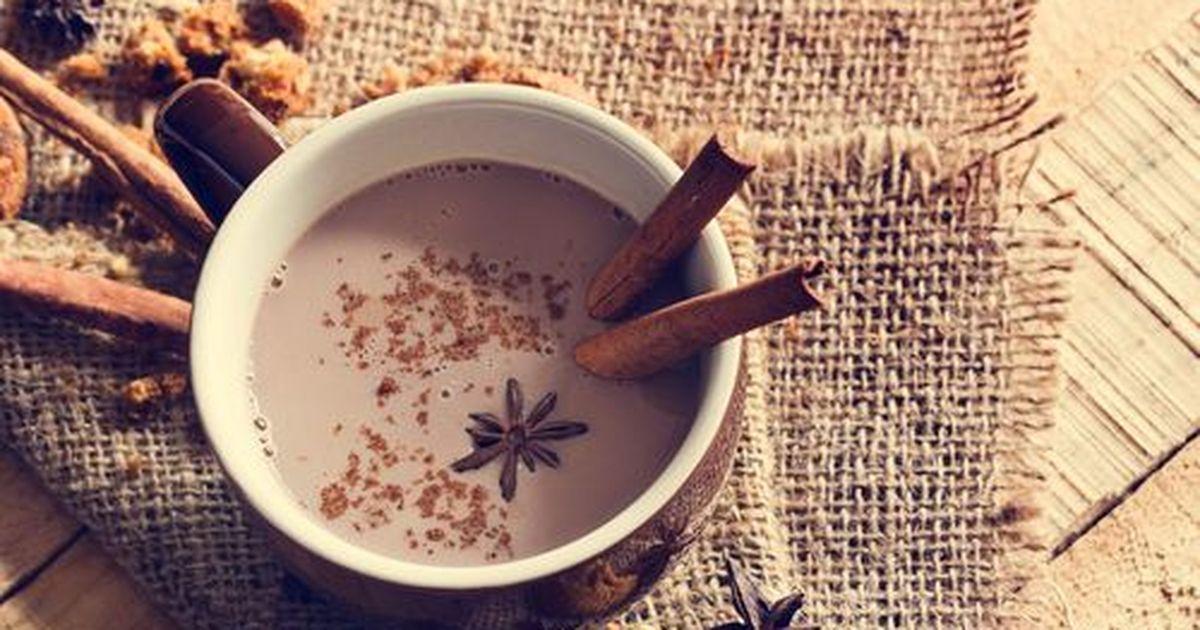 Фото Шоколадный масала чай