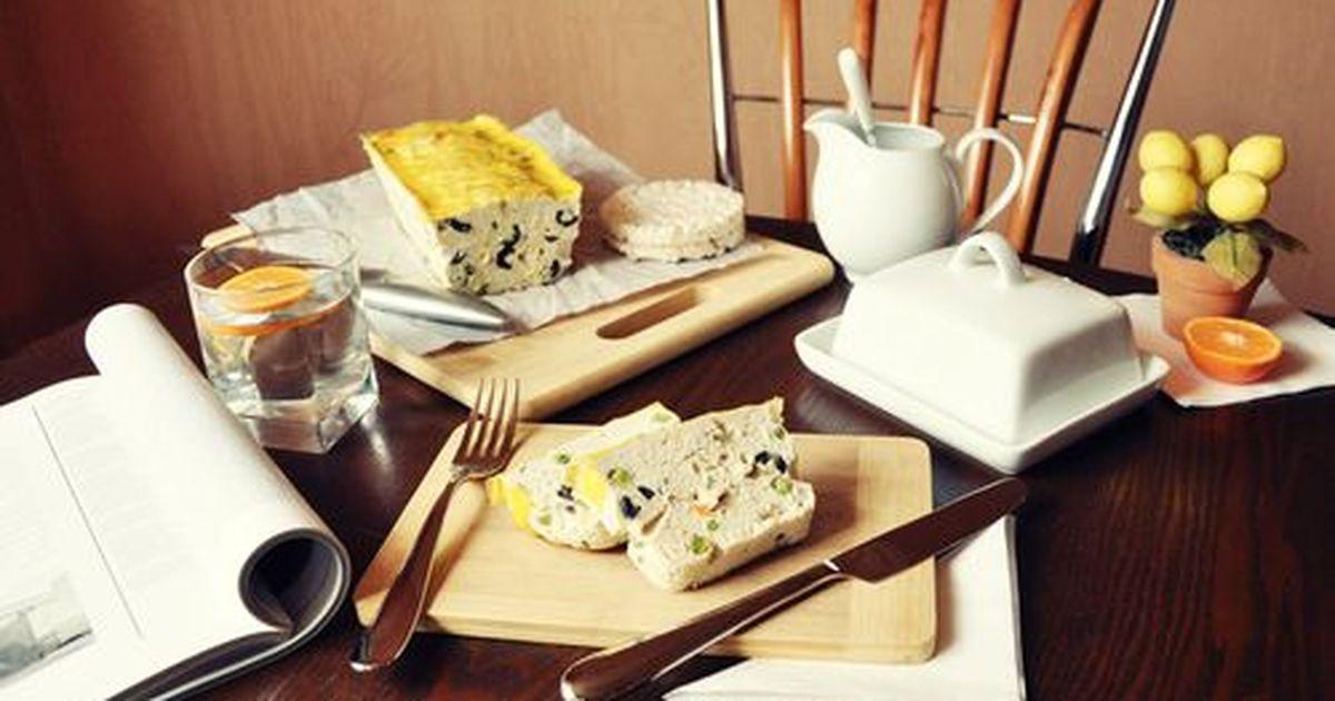 """Фото Замечательный закусочный пирог """"террин"""" понравится всем гостям! Готовьте с удовольствием!"""