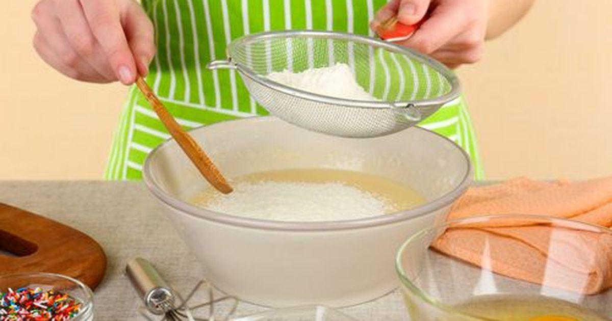 Фото Заварное тесто на молоке