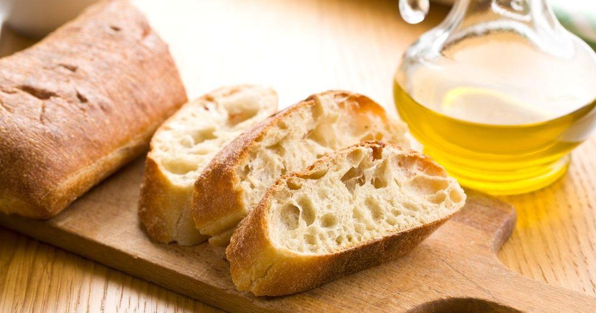 Фото Традиционный рецепт приготовления чиабатты — ароматного, воздушного хлеба для истинных ценителей итальянской выпечки
