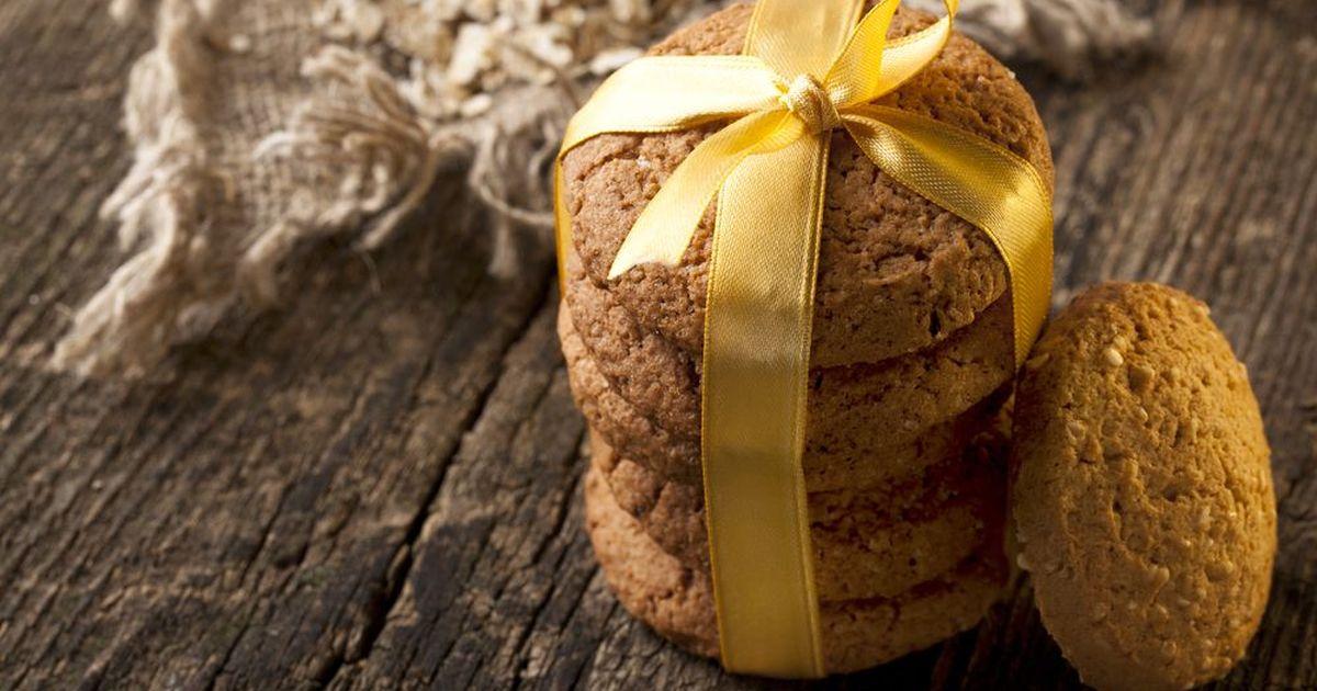 Фото Тот самый, правильный вкус овсяного печенья из детства!!!