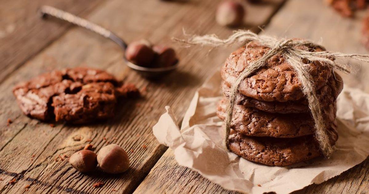 """Фото Шоколадное печенье """"Брауни"""""""