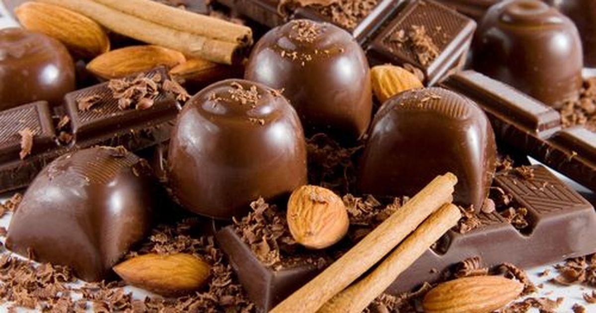 Фото Шоколад домашний без консервантов
