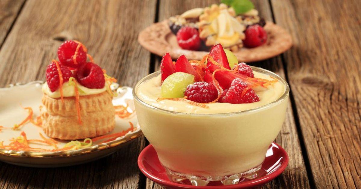 Фото ТОП-5 сливочных десертов