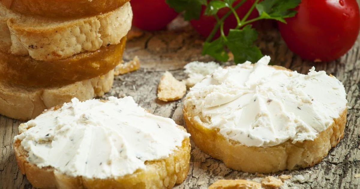 Фото Домашний плавленный сыр