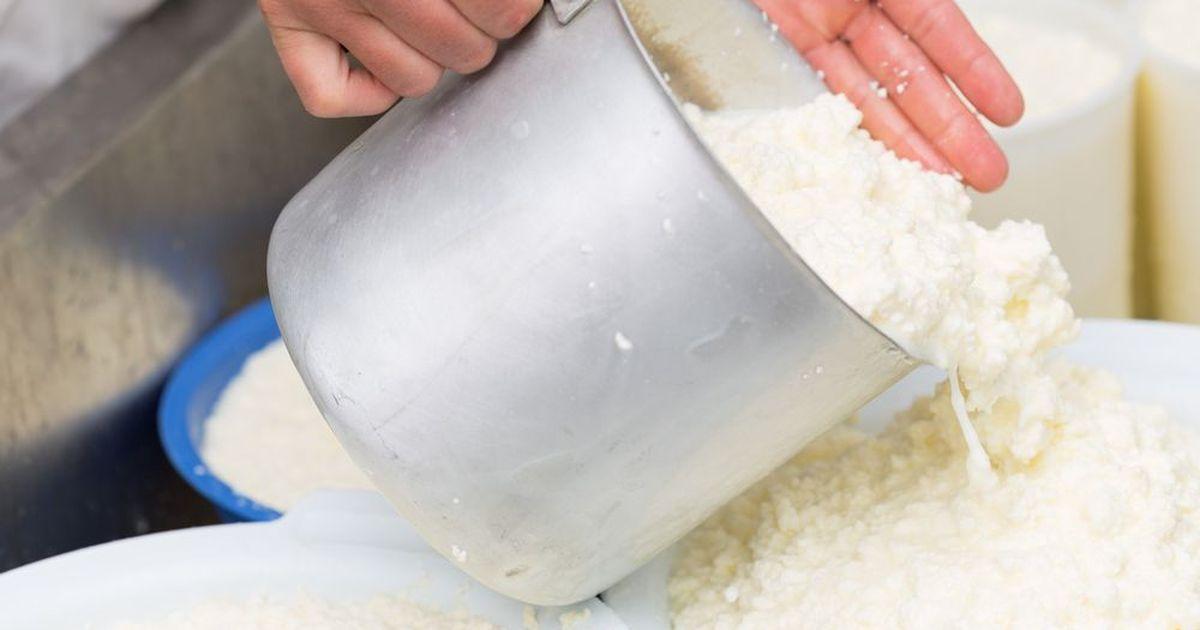 Фото Нежнейший творожок из йогурта в мультиварке